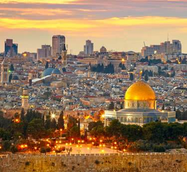 Guided Tours in Israel