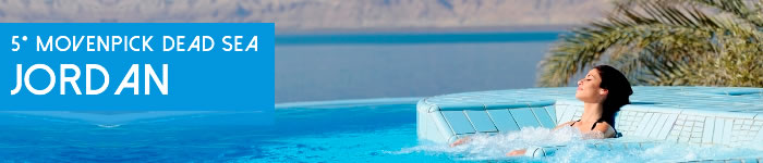 Blog - Movenpick Dead Sea - Jordan